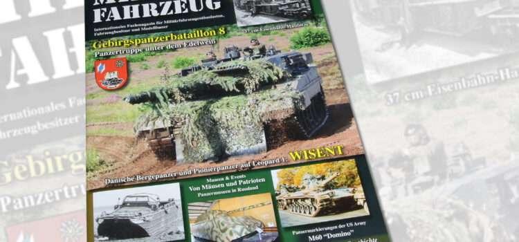 Tankograd Publishing: Militärfahrzeug 3-2020