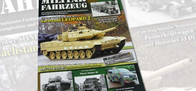 Tankograd Publishing: Militärfahrzeug 4-2020