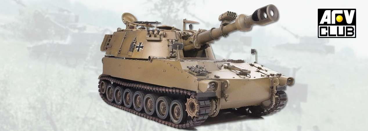 AFV CLUB: M109 G 155MM/L23 HOWITZER