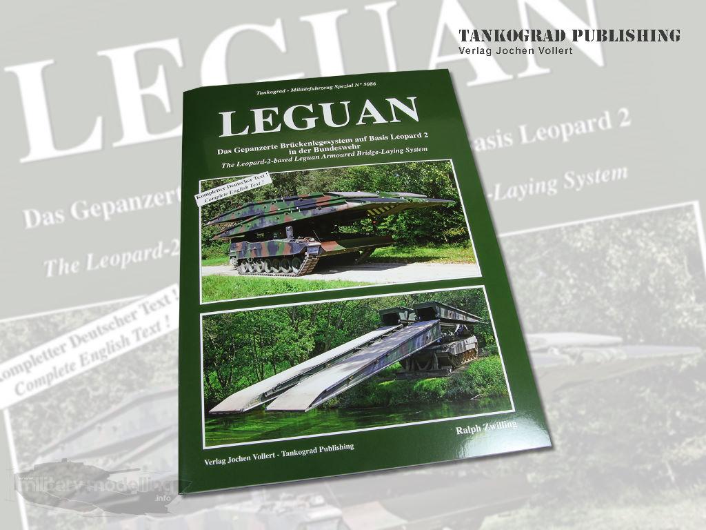 Tankograd Publishing: Militärfahrzeug Spezial 5086 – LEGUAN