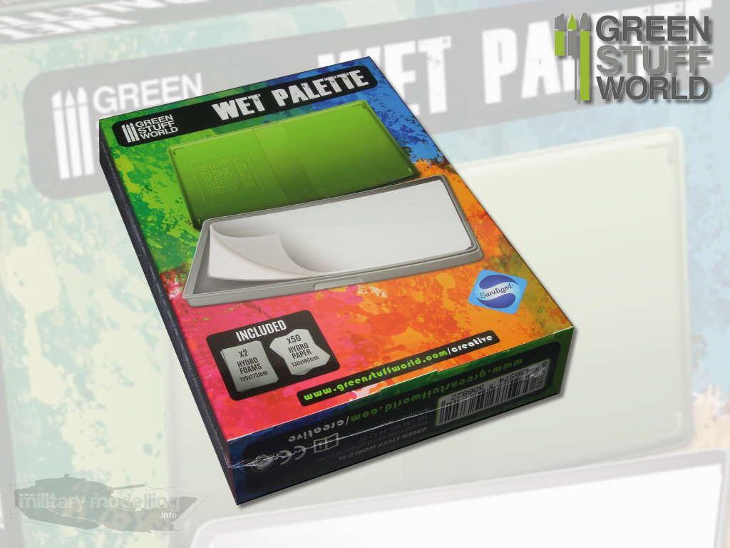 Green Stuff World: Wet Palette