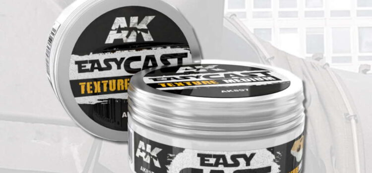 AK Interactive: EASY CAST