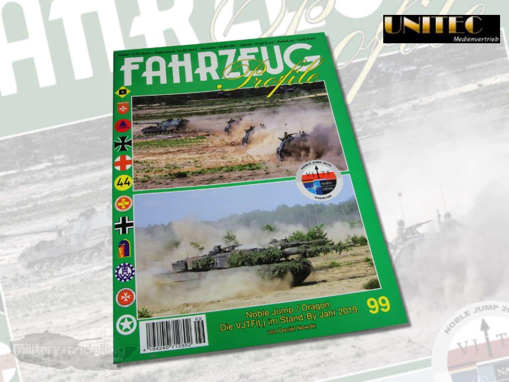 Unitec Medienvertrieb: Fahrzeug Profile 99 – NOBLE JUMP / DRAGON