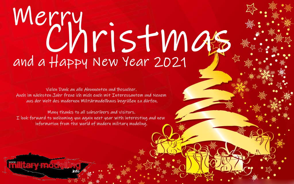 Frohe Weihnachten 2020 / Merry Christmas 2020