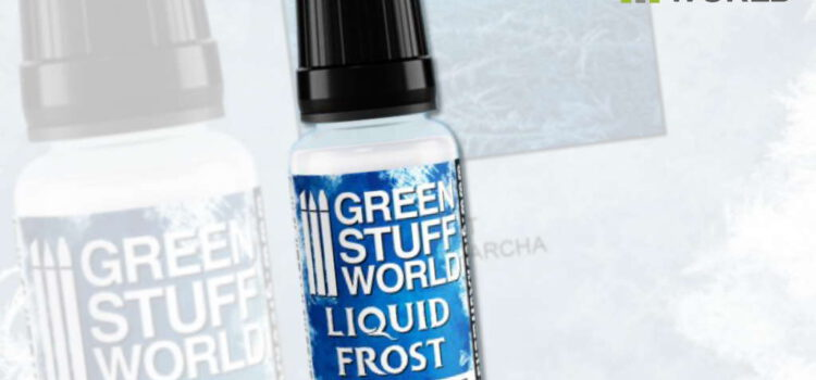 Green Stuff World: Liquid Frost