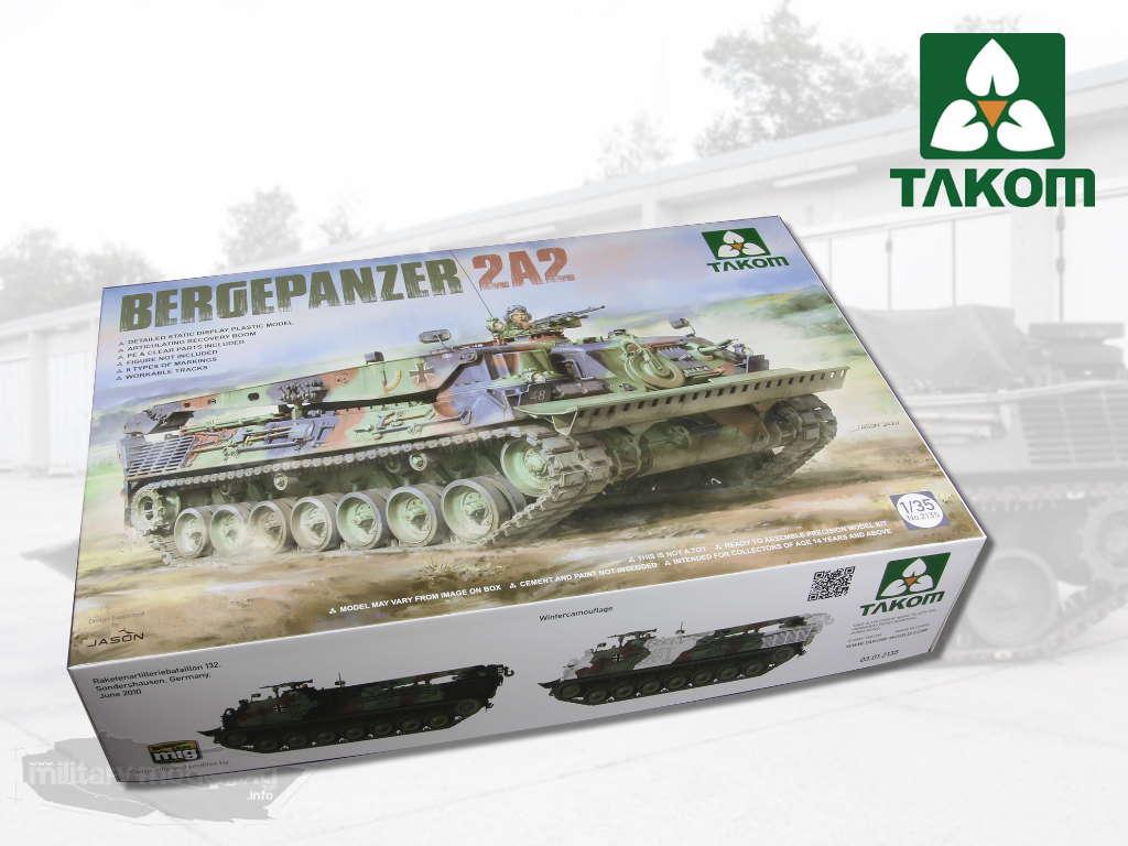 TAKOM: Bergepanzer 2A2