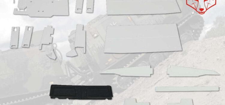 MAD Modellbau: BV206S Bundeswehr Version