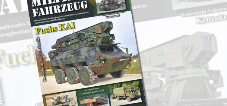 Tankograd Publishing: Militärfahrzeug 2-2021