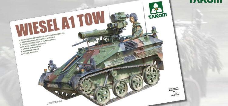 TAKOM: Wiesel A1 TOW