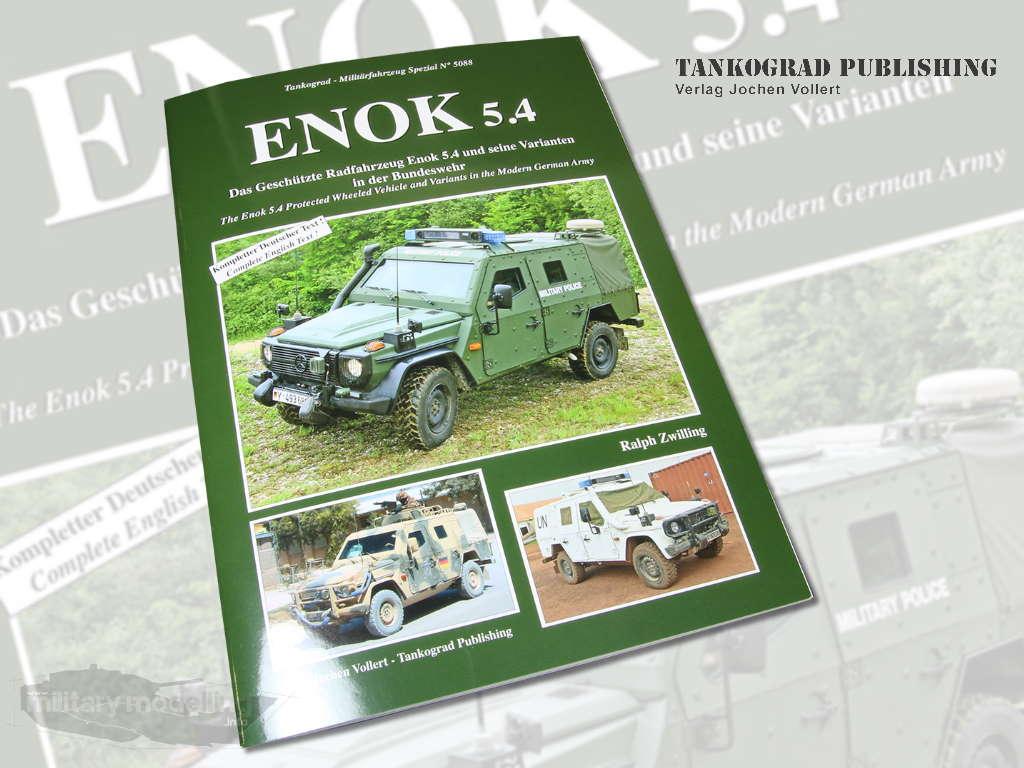 Tankograd Publishing: Militärfahrzeug Spezial 5088 – ENOK 5.4
