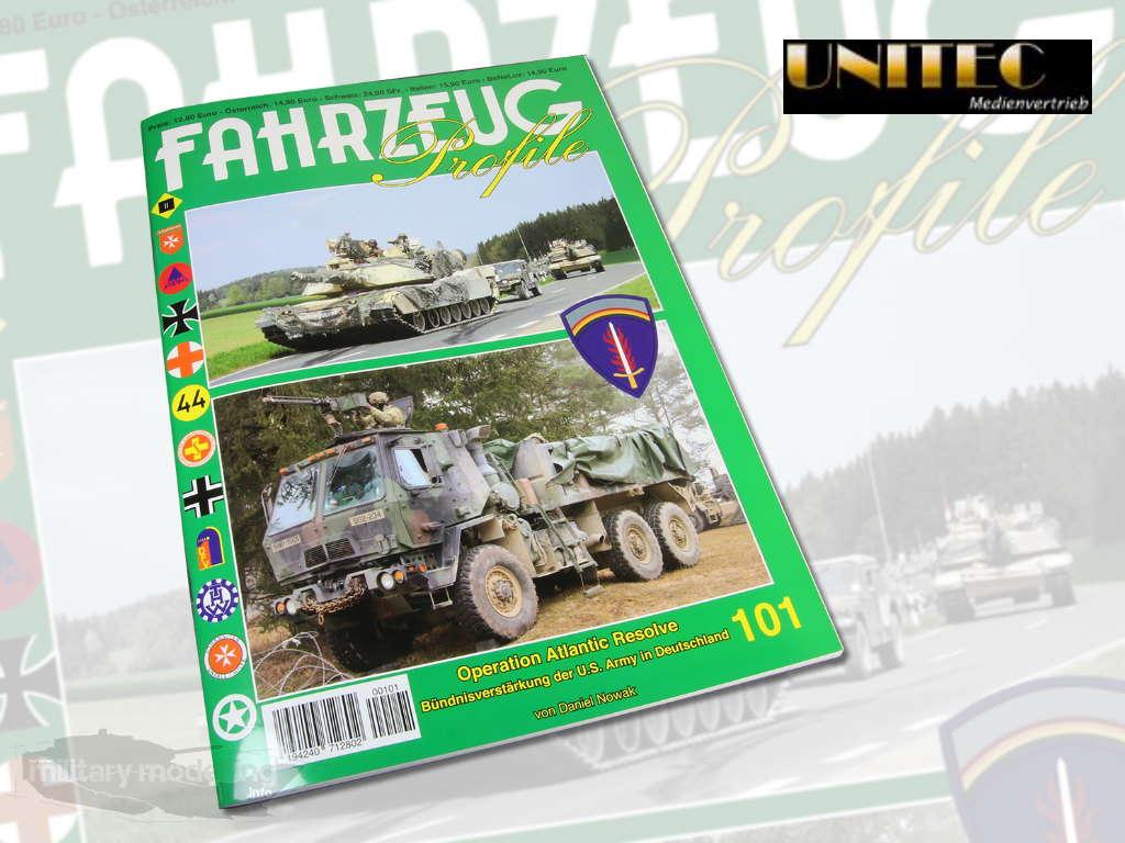 Unitec Medienvertrieb: Fahrzeug Profile 101 – Atlantic Resolve