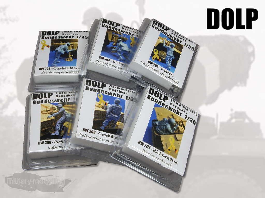 DOLP Modellbau: LARS 2 Besatzung