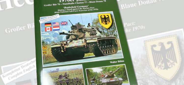 Tankograd Publishing: Heeresübungen 1970er Jahre